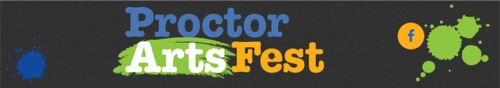 Proctor Arts Fest  2020 is Cancelled - New Date for Next Year: 8/7/2021